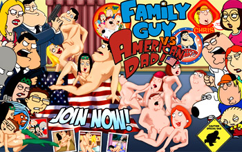 American Dad And Family Guy Porn