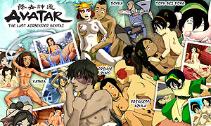 Avatar The Last Airbender hentai's boys been dreaming of violently raping ...