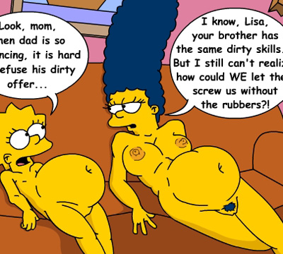 Nude Woman The Simpsons