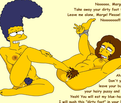 Simpsons Cartoon Porn Ics