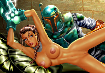 Think, that Star wars toons xxx remarkable, rather